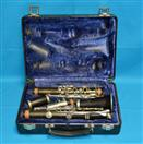 Normandy Clarinet w Masteller Mouthpiece & Bundy Case